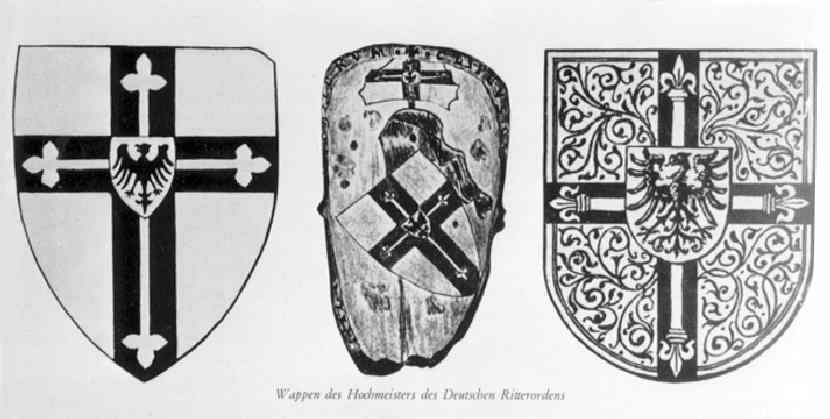 Картинки по запросу Wappen des Deutschen Ordens